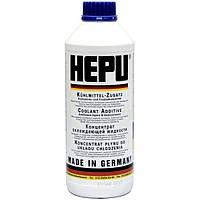 Антифриз HEPU G11 синий концентрат P999 1,5 л.