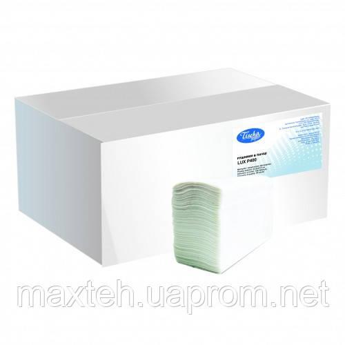 Полотенца бумажные Z-складка LUX