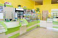 Мебель для аптечных пунктов в Житомире, Киеве