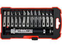 Набор ножей для точных работ YATO YT-75140