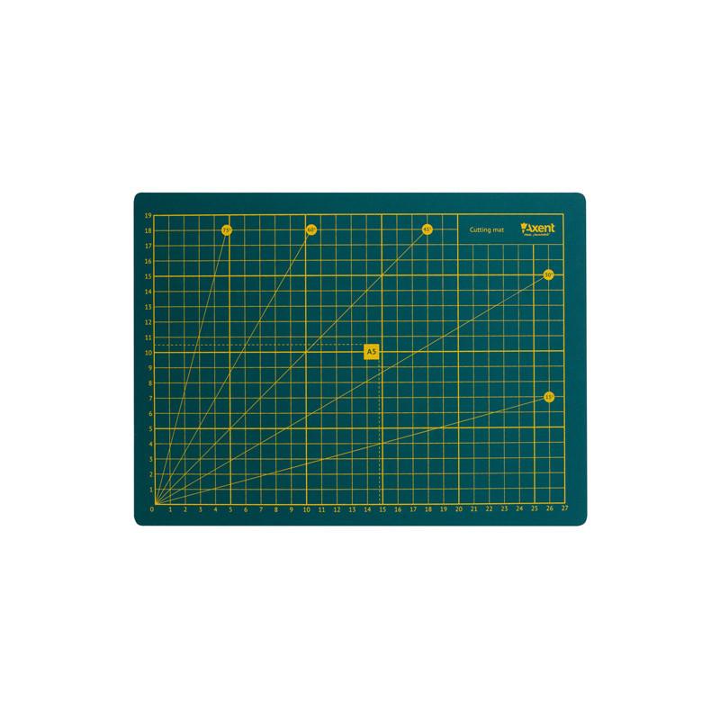 Коврик самовосстаналивающийся для резки, 220*300*3 мм, Axent, 7903-A, 37170