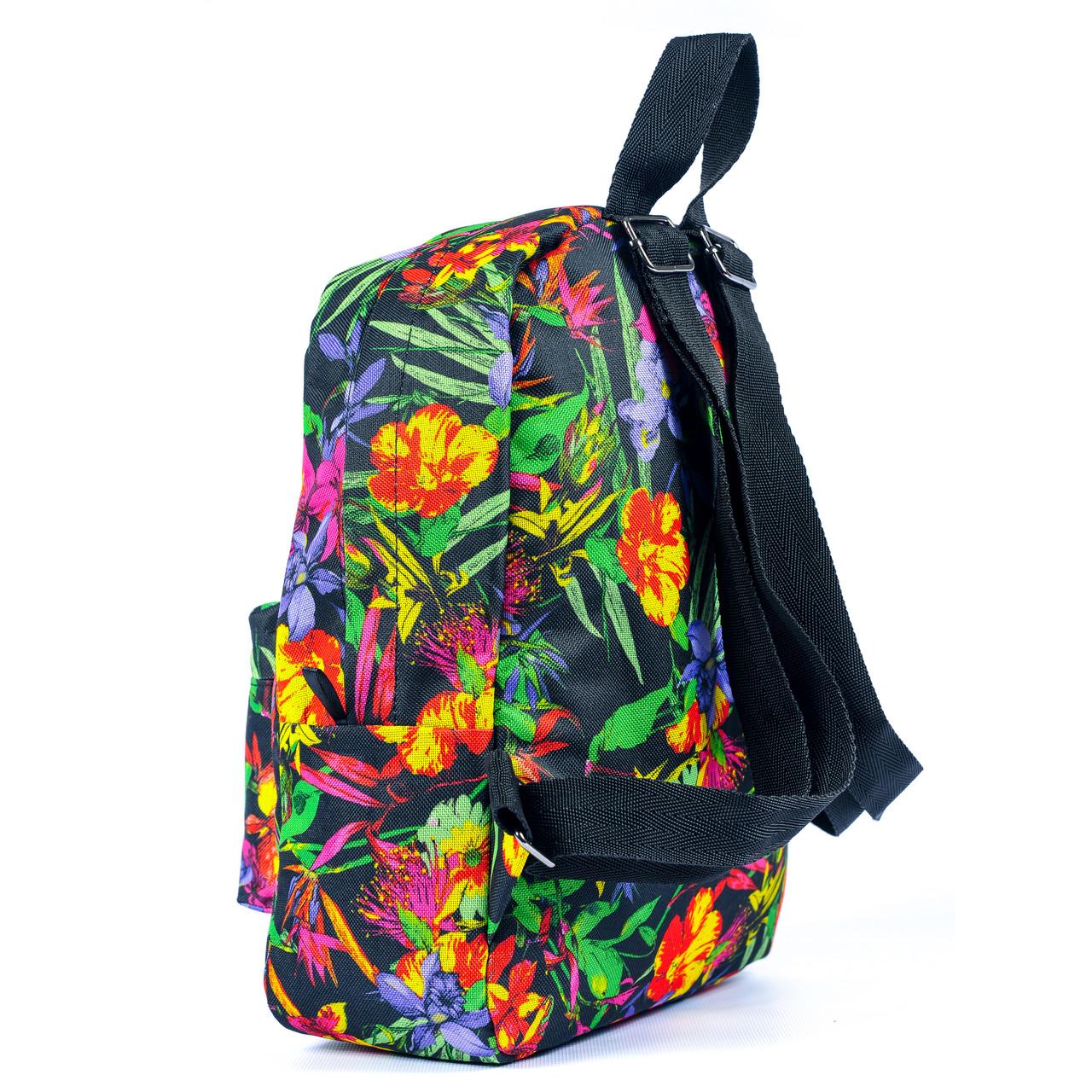 Рюкзак Mayers молодежный с цветочным принтом, 7.5 л, фото 6