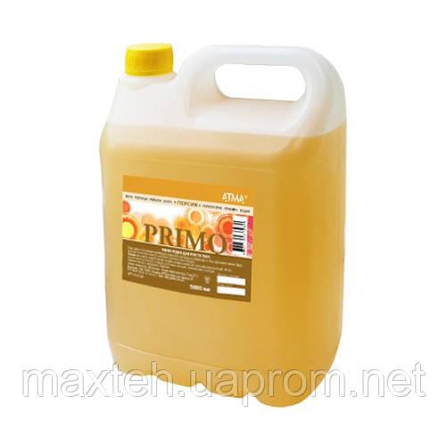 Мыло жидкое Прайм Персик 5л