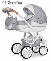 Универсальная коляска Riko Brano lux -05 - greyfox