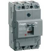 Корпусный автоматический выключатель 32 А 3 п, (Hager)