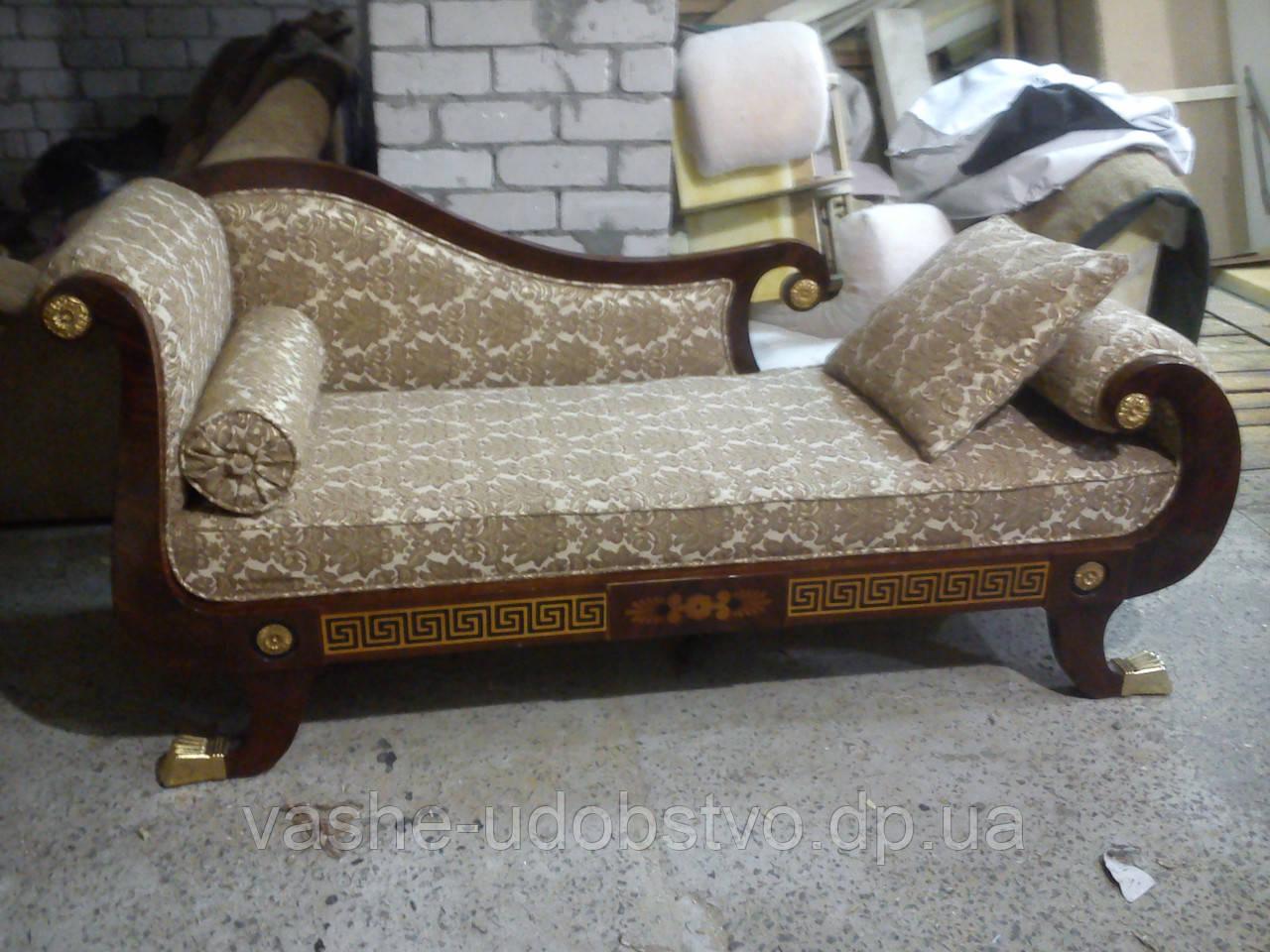 Ремонт мягкой мебели Днепр.