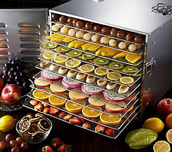 Сушка для пищевых продуктов (дегидратор) GoodFood WS10 PRO