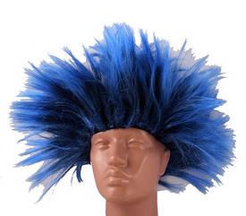 Перука Домовичка (синій)