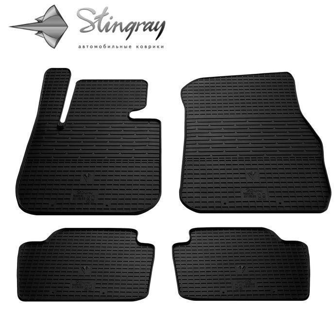 Автомобильные коврики BMW 4 (F32) 2013- Stingray