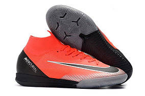 Футзалки Nike MercurialX Vapor XII Elite IC CR7