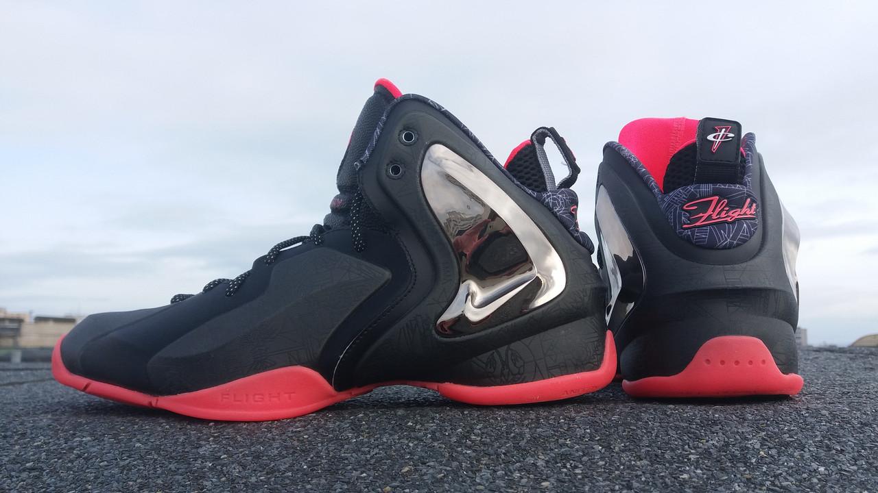 Баскетбольные кроссовки Nike Flight Posite