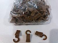 Прищепка для карниза (на кольцо) 100 шт