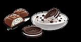 Шоколад молочный Schogetten Black&White (Печенье ОREO), 100г, фото 2