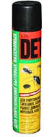 Спрей ДЕТ (DET) для уничтожения насекомых, 300 мл