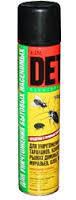 Аэрозоль для уничтожения насекомых «ДЕТ»