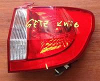 Фонарь правый 05- Hyundai Getz 924021C510