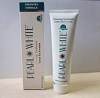 Отбеливающая зубная паста с защитой от кариеса и воспаления десен Beyond Pearl White Green Tea 120мл, фото 1