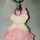 Брелок мишка-балерина, фото 3
