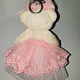 Брелок мишка-балерина, фото 2