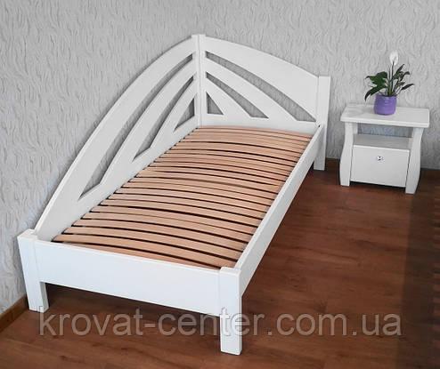 """Кровать белая """"Радуга"""" , фото 2"""