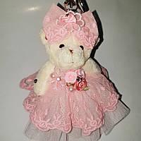 Брелок мишка-балерина, фото 1