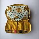 Органайзер для бюстгальтера и нижнего белья - футляр для косметики и туалетных принадлежностей, фото 9