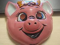 Маска свинки, фото 1