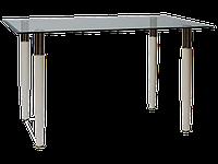 Стол обеденный стеклянный Elton Signal белый