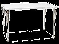 Стол обеденный деревянный Paulo Signal белый лакированный
