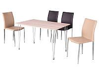 Стол обеденный деревянный Paulo Signal сонома