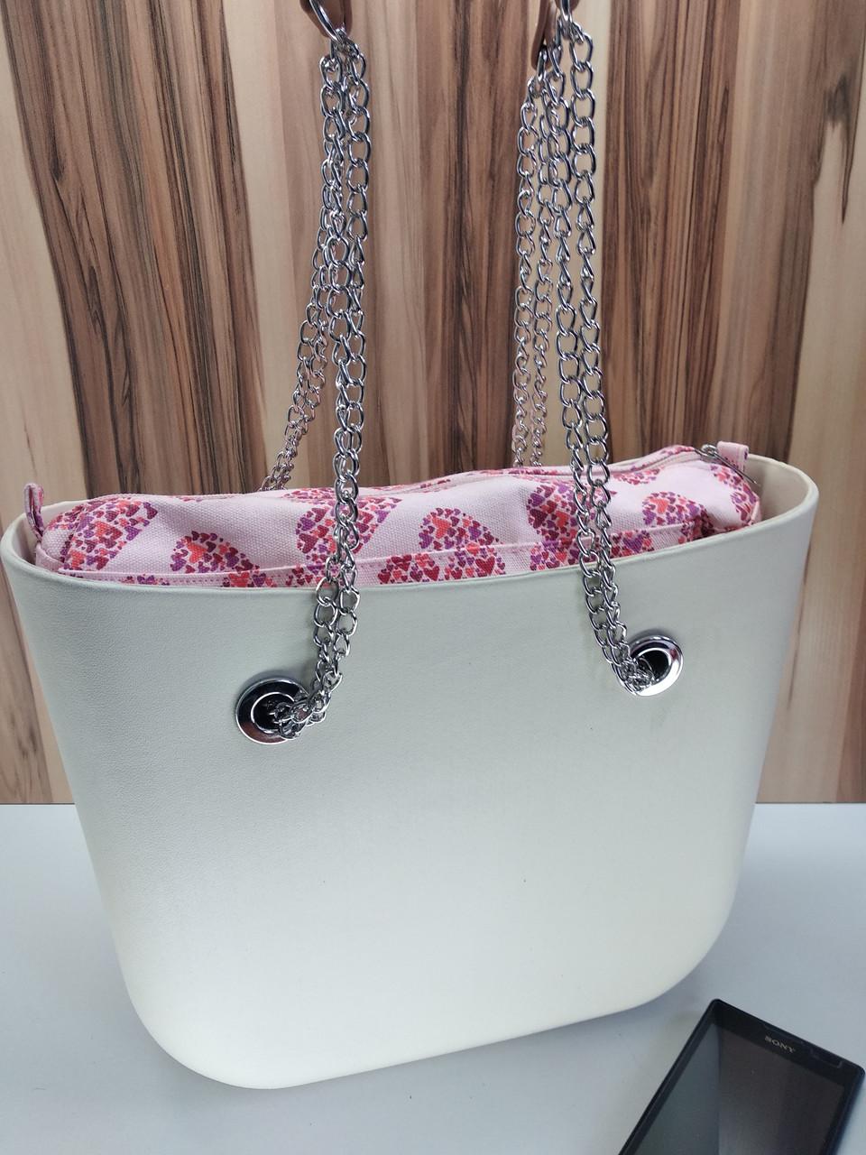 e58b73811699 Сумка IQ bag Mini молочный, цена 1 198 грн., купить в Днепре — Prom ...