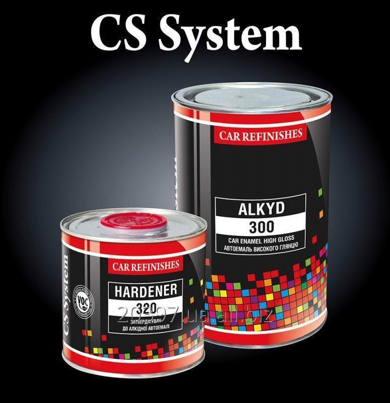 Отвердитель для алкидных автоэмалей CS System – 320
