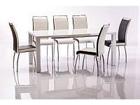 Стол обеденный деревянный Montego II 80x140 Signal белый