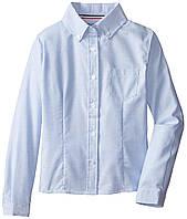 Школьная форма Красивая рубашка для садика или школы на девочку