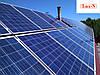 "Мережева сонячна електростанція 10 кВт, 380 В, під ""зелений тариф"". Сетевая солнечная электростанция"