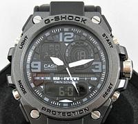 Часы наручные Casio G-Shock GST 1000 (черные)