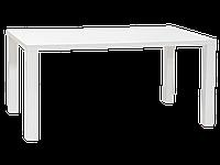 Стол обеденный деревянный Montego 90x160 Signal белый