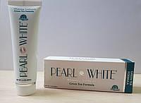 Отбеливающая зубная паста с защитой от кариеса и воспаления десен Beyond Pearl White Green Tea 40мл, фото 1