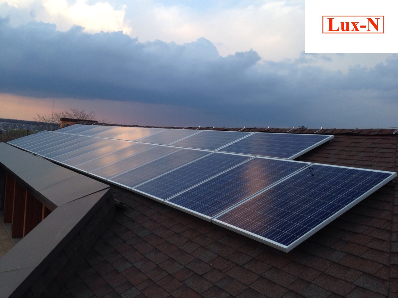 Автономная солнечная электростанция 1,1 кВт, 220 В, фото 1