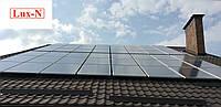 Гибридная солнечная электростанция 10,2 кВт, 380 В, фото 1