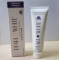 Отбеливающая зубная паста с фтором для чувствительных зубов Beyond Pearl White Sensitivity 120мл