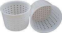Форма для приготовления сыра сулугуни 0,65 литра Ø125 мм пластиковая (ЧП КВВ)