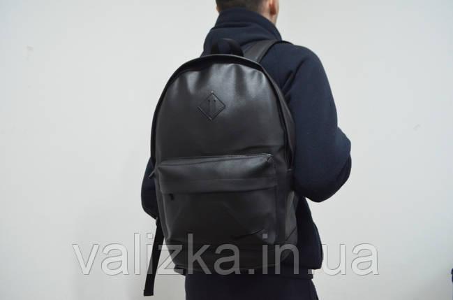 Стильный городской рюкзак мужской Nike эко  кожа / Чоловічий рюкзак, фото 2
