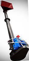 Шнековый перегрузчик (погрузчик, транспортер) диаметром 159 мм, длиною 4 метра