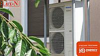 Тепловий насос повітря-вода Panasonic AQUAREA Т-САР 12 кВт KIT-WXC12H6E5, фото 1