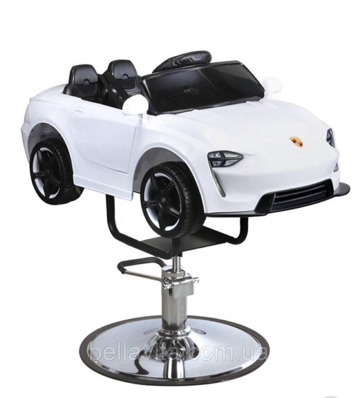 Дитяче крісло Машинка