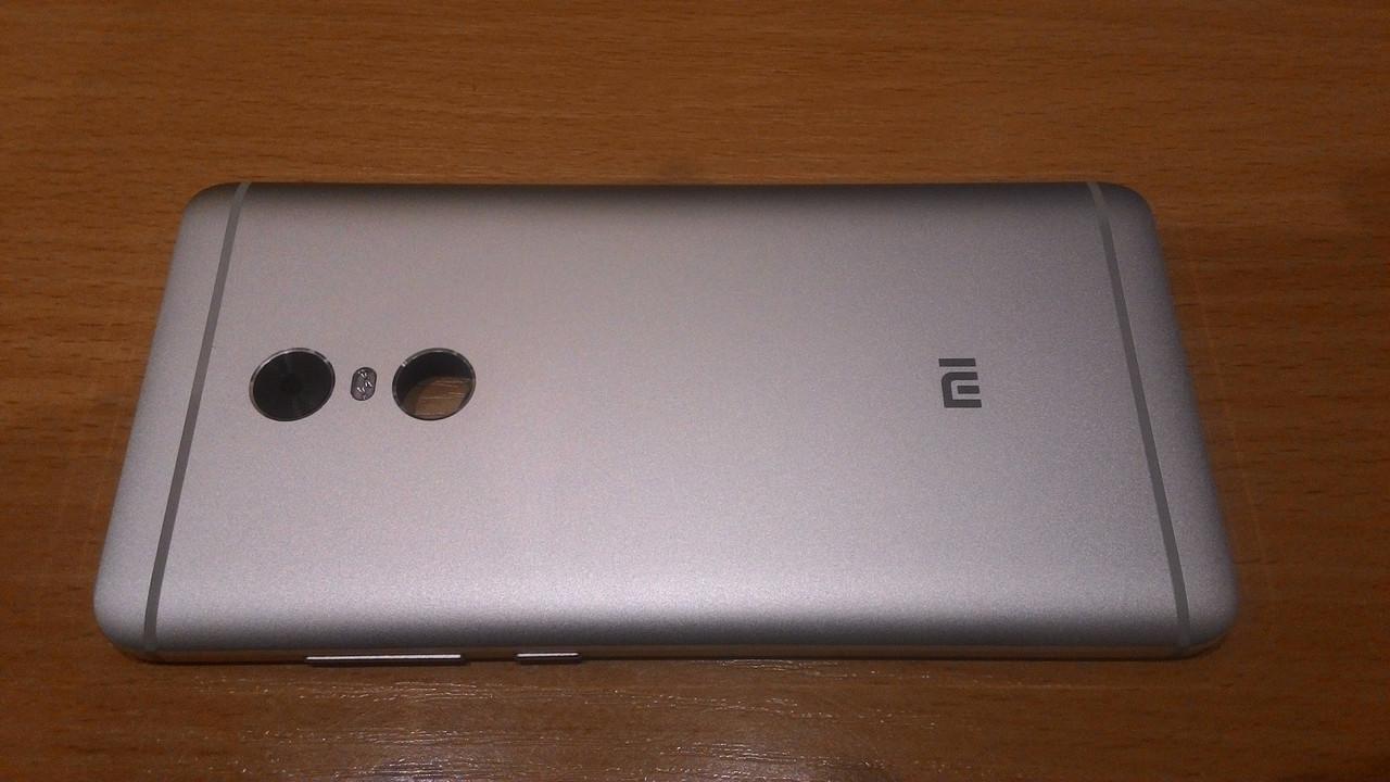 Задняя крышка для смартфона Xiaomi Mi Note Pro, белая, Original
