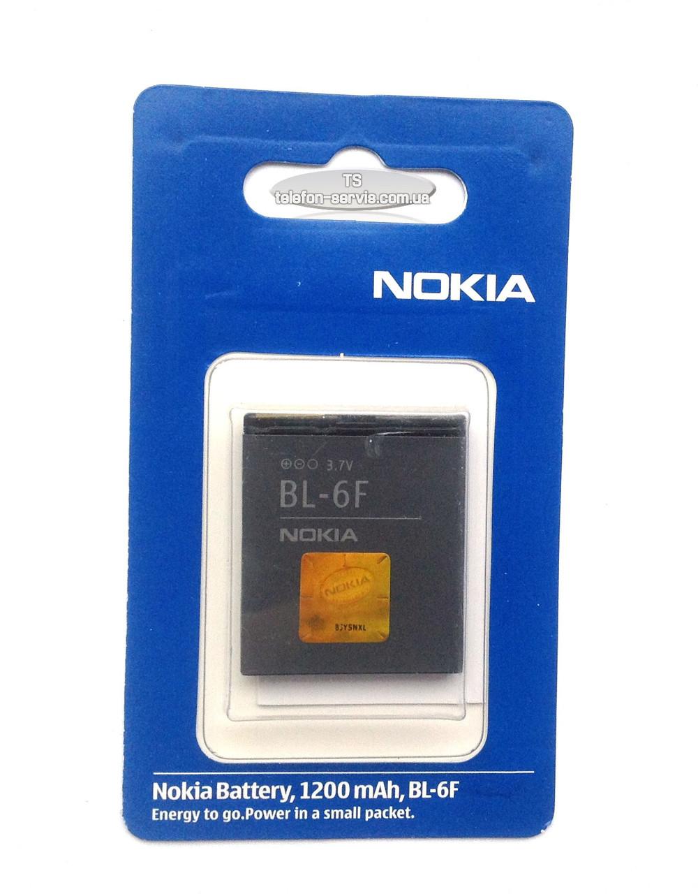 Батарея к мобильным телефонам Nokia BL-6F