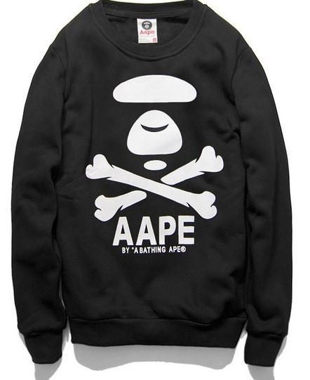 Свитшот с принтом Bape By A Bathing Ape |  S