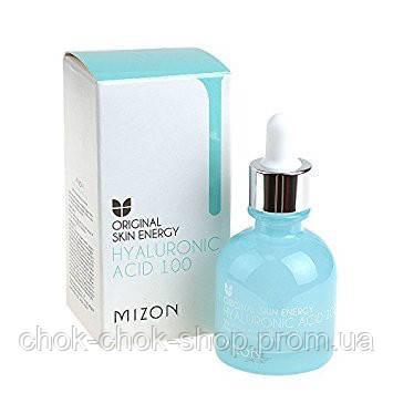 MIZON HYALURONIC ACID 100 Гиалуроновая сыворотка с 50% гиалуроновой кислоты